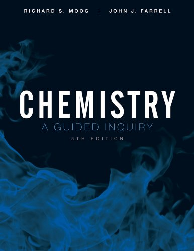 9780470647905: Chemistry: A Guided Inquiry