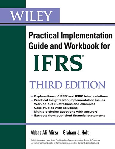 9780470647912: Wiley IFRS: Practical Implementation Guide and Workbook