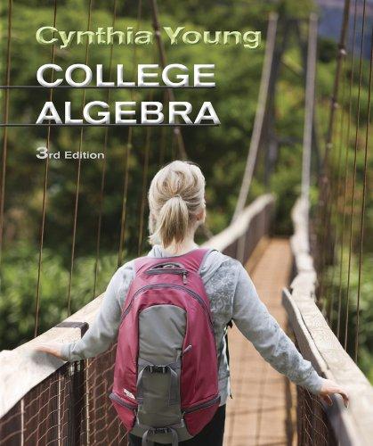 9780470648018: College Algebra