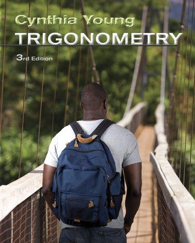 9780470648025: Trigonometry