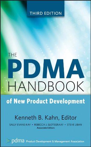 9780470648209: The PDMA Handbook of New Product Development