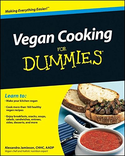 9780470648407: Vegan Cooking for Dummies