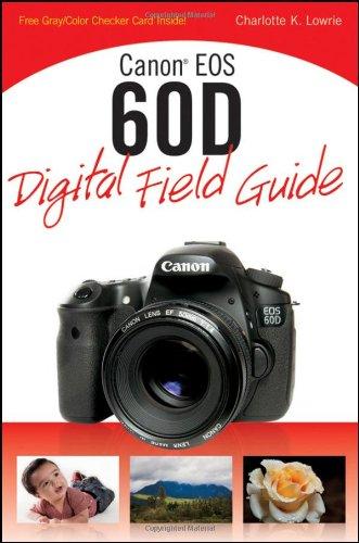 9780470648629: Canon EOS 60D Digital Field Guide