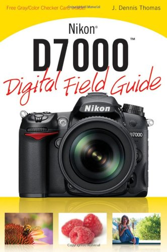 9780470648643: Nikon D7000 Digital Field Guide
