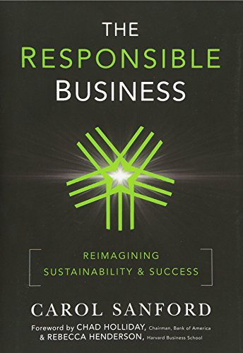 9780470648681: The Responsible Business: Reimagining Sustainability and Success