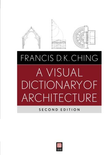 9780470648858: A Visual Dictionary of Architecture, Second Edition