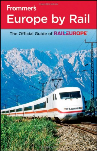 9780470649947: Frommer′s® Europe by Rail