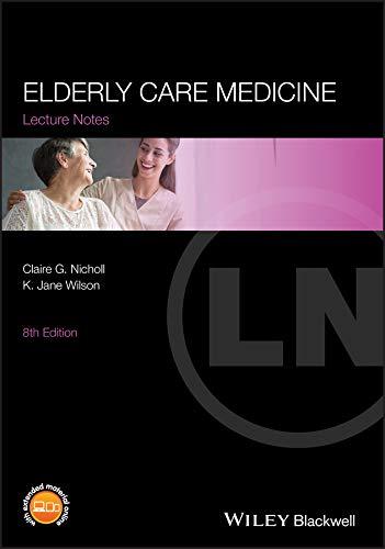 9780470654545: Elderly Care Medicine (Lecture Notes)