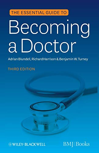 9780470654552: Essential Guide to Becoming a Doctor