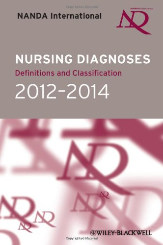 9780470654828: Nursing Diagnoses 2012-14: Definitions and Classification