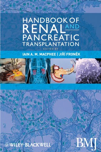 9780470654910: Handbook of Renal and Pancreatic Transplantation