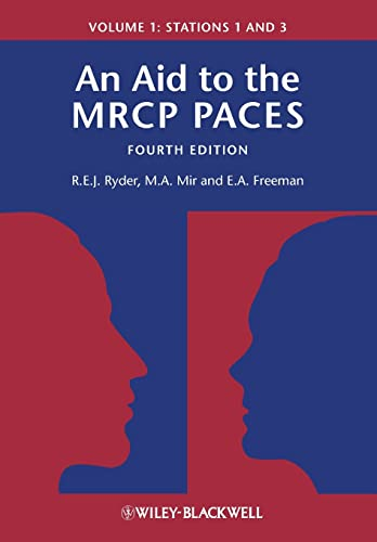 9780470655092: An Aid to the MRCP PACES: Volume 1: Stations 1 and 3