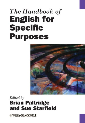 9780470655320: The Handbook of English for Specific Purposes