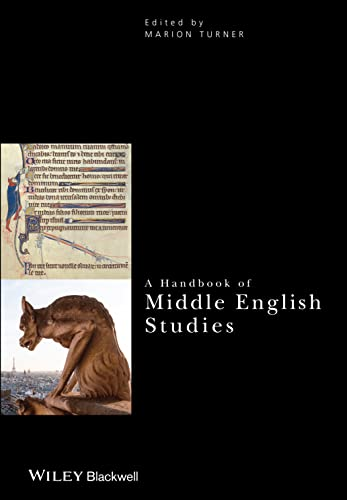 9780470655382: A Handbook of Middle English Studies