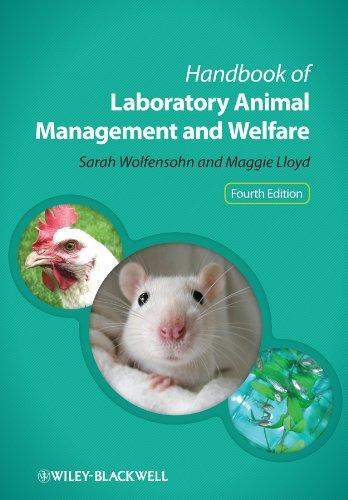 Handbook of Laboratory Animal Management and Welfare: Sarah Wolfensohn, Maggie