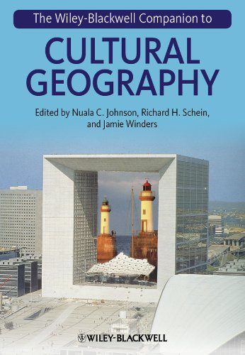 9780470655597: The Wiley-Blackwell Companion to Cultural Geography