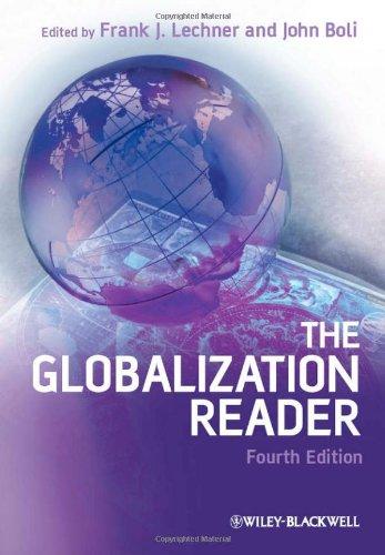 9780470655634: The Globalization Reader