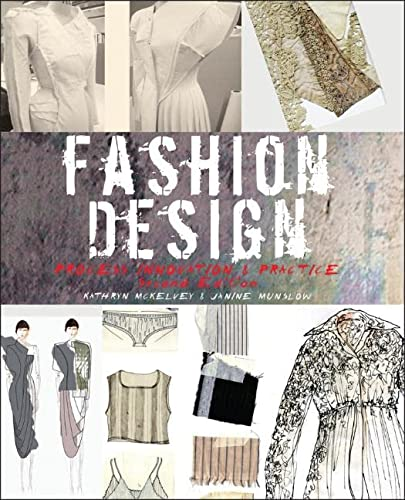 9780470655771: Fashion Design: Process, Innovation & Practice