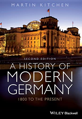 9780470655818: A History of Modern Germany: 1800 to the Present
