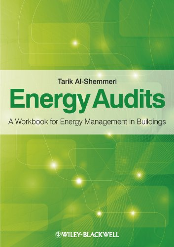 9780470656082: Energy Audits: A Workbook for Energy Management in Buildings
