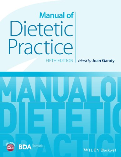 9780470656228: Manual of Dietetic Practice