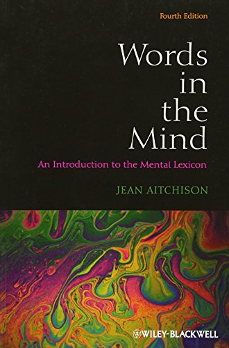 9780470656471: Words in the Mind: An Introduction to the Mental Lexicon