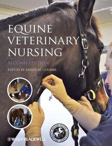 9780470656556: Equine Veterinary Nursing