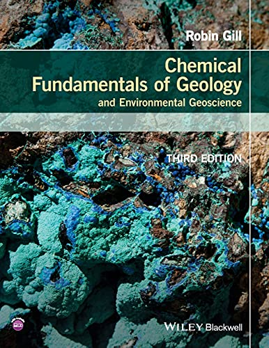 9780470656655: Chemical Fundamentals of Geology and Environmental Geoscience