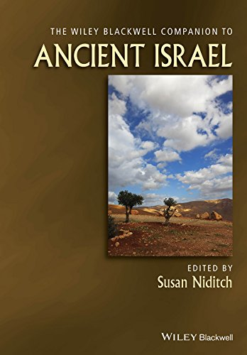9780470656778: The Wiley Blackwell Companion to Ancient Israel (Wiley Blackwell Companions to Religion)