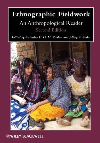 9780470657157: Ethnographic Fieldwork: An Anthropological Reader