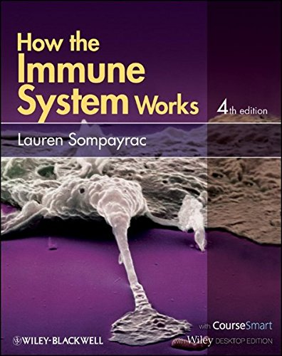 9780470657294: How the Immune System Works, Includes Desktop Edition