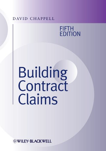 9780470657386: Building Contract Claims