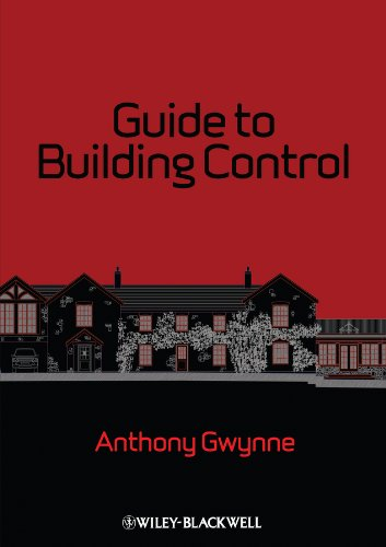 9780470657539: Guide to Building Control: For Domestic Buildings