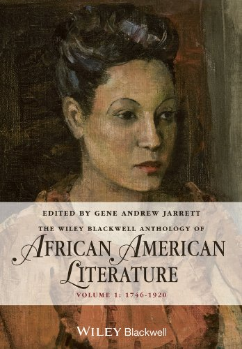 9780470657997: Wiley-Blackwell Anthology of African American Literature: 1746-1920