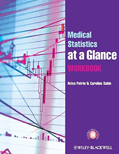 9780470658482: Medical Statistics at a Glance Workbook