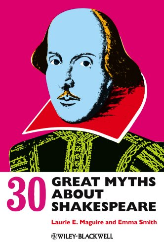9780470658512: 30 Great Myths About Shakespeare