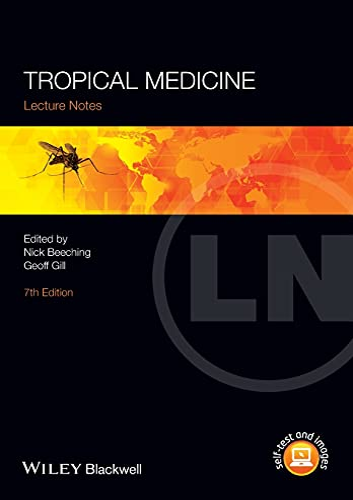 9780470658536: Lecture Notes: Tropical Medicine: Tropical Medicine