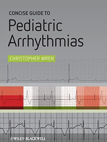 9780470658550: Concise Guide to Pediatric Arrhythmias