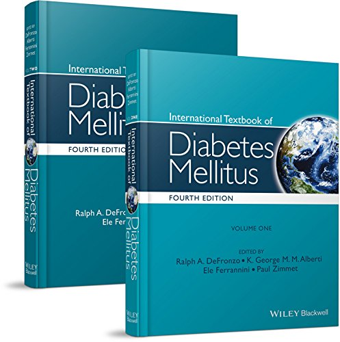9780470658611: International Textbook of Diabetes Mellitus, 2 Volume Set