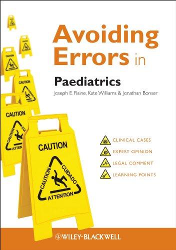 9780470658680: Avoiding Errors in Paediatrics