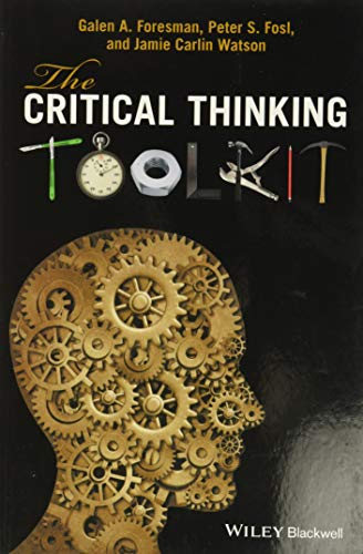 9780470658697: The Critical Thinking Toolkit
