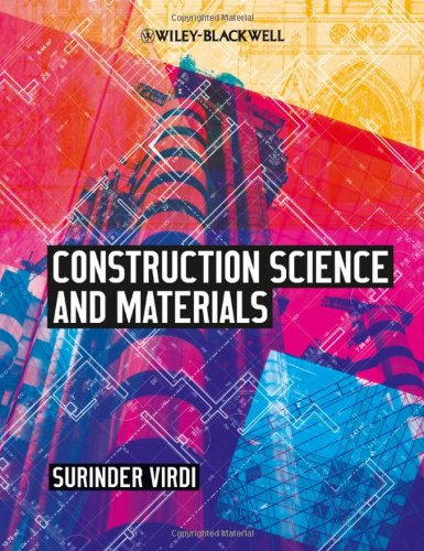 9780470658888: Construction Science and Materials