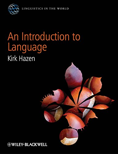 9780470658956: An Introduction to Language (Linguistics in the World)