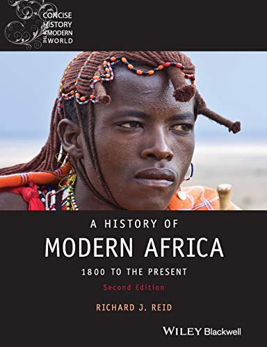 9780470658987: A History of Modern Africa: 1800 to the Present