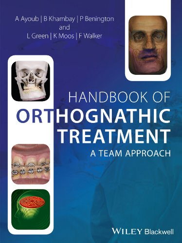 9780470659052: Handbook of Orthognathic Treatment: A Team Approach