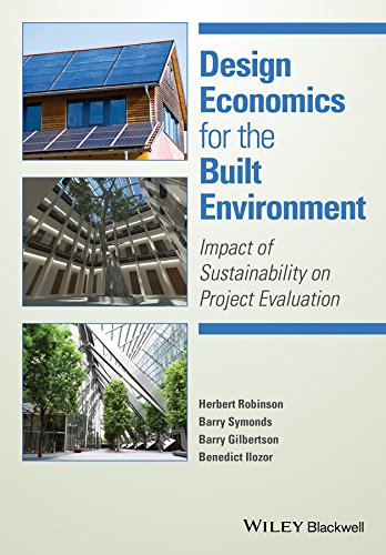 9780470659090: Design Economics for the Built Environment: Impact of Sustainability on Project Evaluation