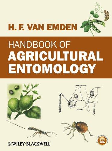 9780470659137: Handbook of Agricultural Entomology. Helmut Van Emden