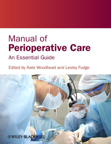 9780470659182: Manual of Perioperative Care: An Essential Guide