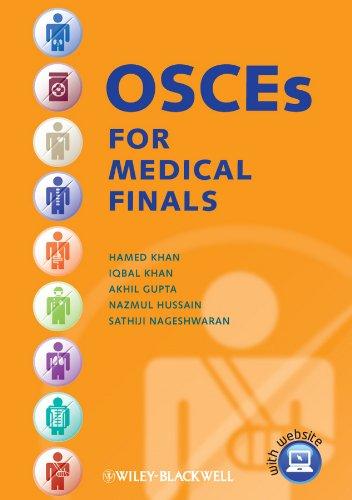 OSCEs for Medical Finals: Hamed Khan; Iqbal