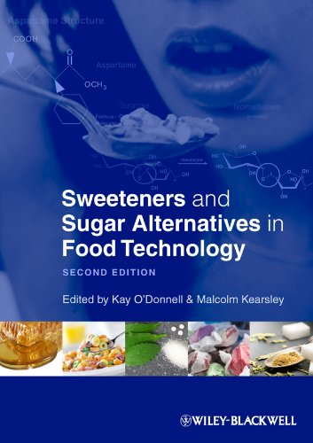 9780470659687: Sweeteners and Sugar Alternatives in Food Technology